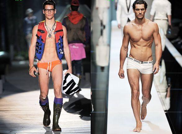 costumi maschili moda 2010