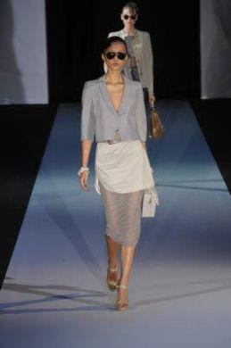 moda milano donna 2011 armani
