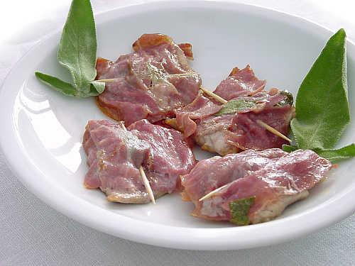 Cucina Romana: Saltimbocca alla Romana