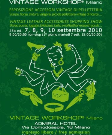 workshop moda milano