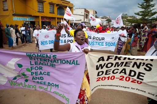 DRCONGO-RAPE-WOMEN-MARCH