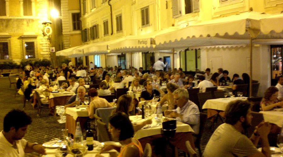 Ristoranti roma centro economici romantici storici for Hotel roma centro economici
