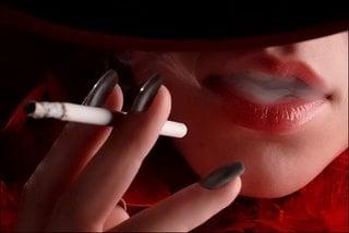 donne fumatrici