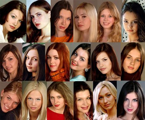 Donne Russe, la chiave più cercata su Google
