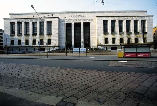 palazzo di giustizia milano