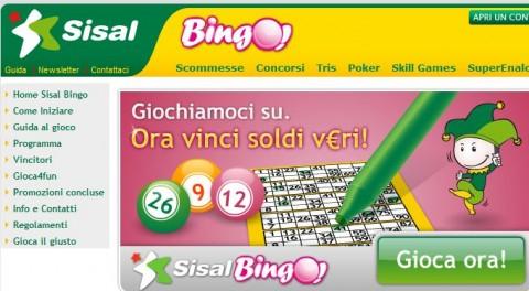 sisal bingo