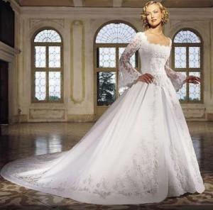 9acb45fba8a9 Abiti da sposa economici  non rinunciare ad un matrimonio da sogno!