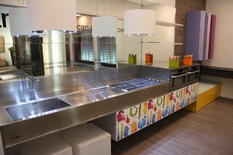 Ottimizzare gli spazi in cucina: cucina angolare e cucina lineare