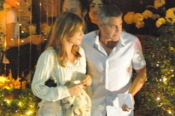elisabetta-canalis-e-george-clooney