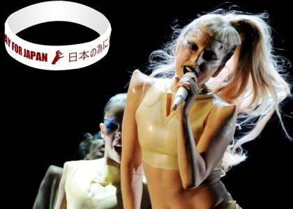 lady-gaga-braccialetto-beneficenza-giappone