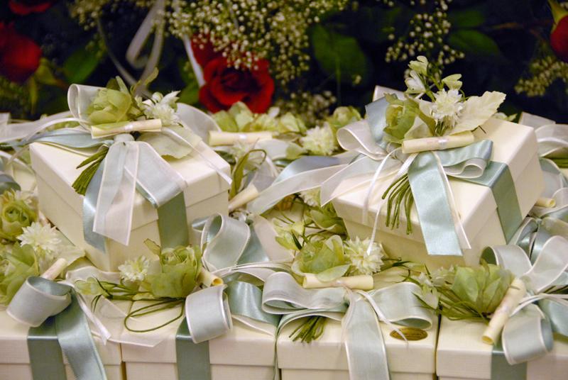 Bomboniere Matrimonio Natalizio : Bomboniere matrimonio quali scegliere