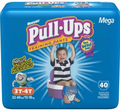pannolini pull ups