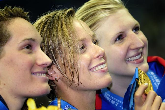 14mi Campionati del mondo FINA - 400m Stile Libero