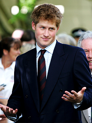 Prince Harry Best Man on Royal Wedding (2)