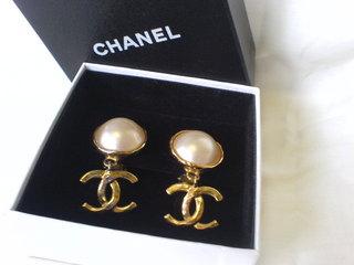 Il meglio del 2019 Più affidabile lucentezza adorabile Accessori moda: orecchini Chanel prezzo
