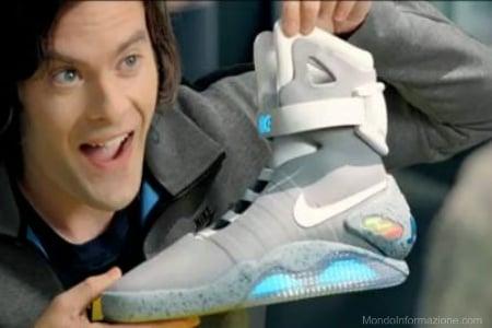 Nike Air Mag: le scarpe di ritorno al futuro