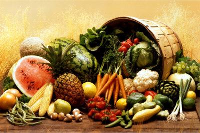 frutta e verdura benefici per la vista