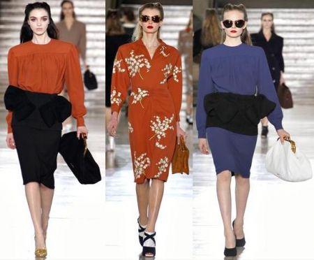 premium selection d17ac 47ec6 Stile anni '40: un must dell'autunno inverno 2011 2012!