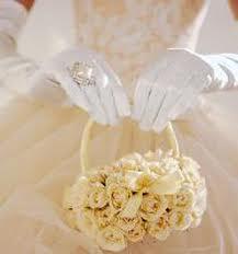 bouquet borsetta