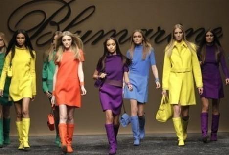 Abbinamento colori: come essere sempre fashion