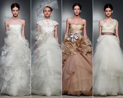 e3aaac26c33b Vera Wang abiti da sposa 2012  il tocco orientale per il giorno più bello