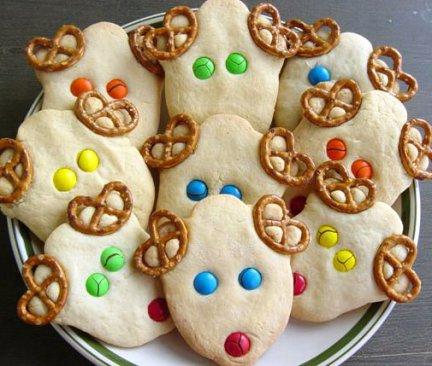 Dolci Di Natale Bambini.Dolci Natalizi I Biscotti Di Natale