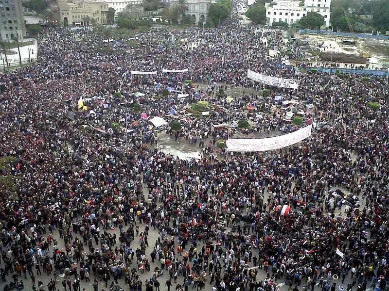 piazza tharir