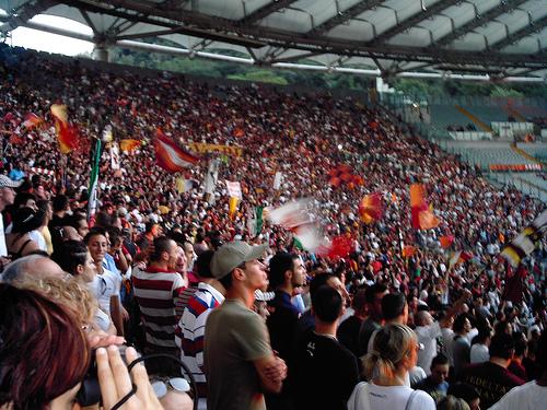 tifose roma
