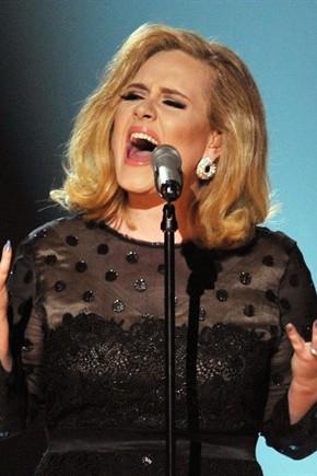 adele grammy awards 2012