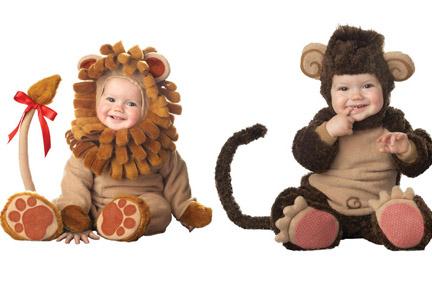 Costumi di Carnevale 2012 per neonati. bimbi 0df683b506d7