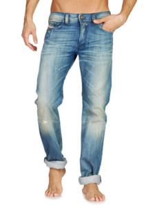 stile di moda del 2019 ineguagliabile nelle prestazioni più popolare Jeans con elastico alla caviglia uomo: marche più famose