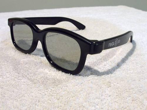 dimagrire con gli occhiali 3D