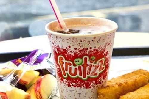 Fruitizz McDonald's