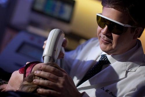 chirurgia estetica con il laser