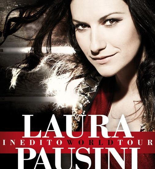 laura pausini world tour 2012