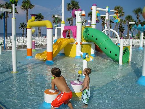 parchi acquatici bambini