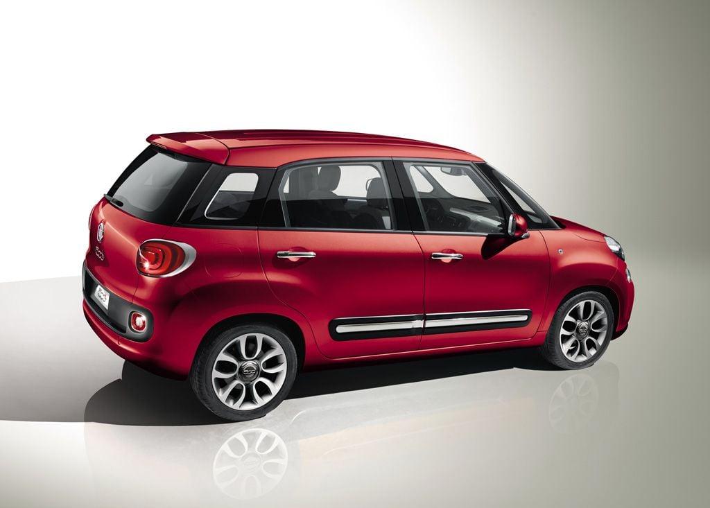 Fiat 500 L, l'auto che piace alle donne