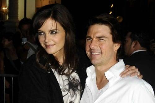 Katie Holmes e Tom Cruise divorziano