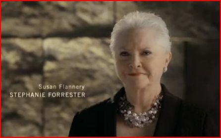 Beautiful Susan Flannery lascia la soap