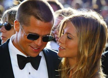 Brad Pitt e Jennifer Aniston, è corsa all'altare