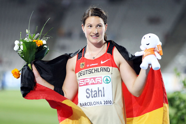 Linda+Stahl+20th+European+Athletics+Championships+wsxwjJJoLnQl