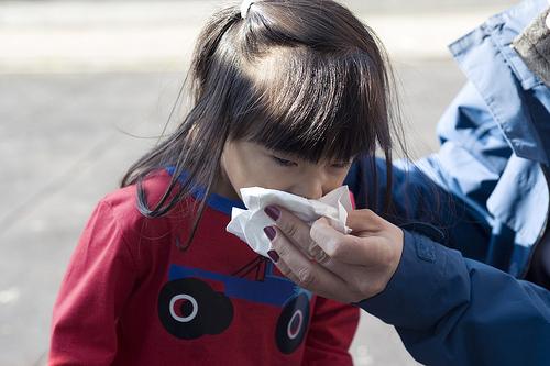 Influenza bambini, prevenzione con l'Oscillococcinum