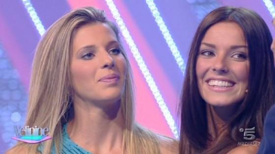 Alessia Reato e Giulia Calcaterra le nuove veline di Striscia La Notizia