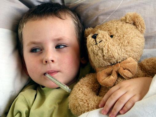 I bambini possono ammalarsi a scuola?