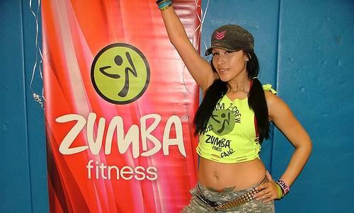 Tornare in forma dopo il parto con lo Zumba fitness