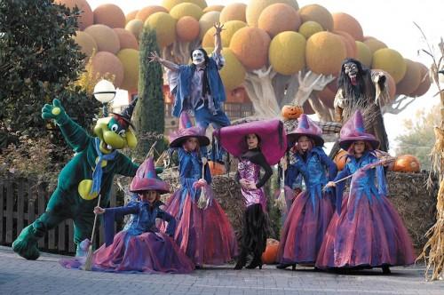 5 posti dove portare i bambini ad halloween - Dove portare i bambini a napoli ...