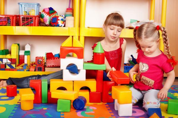 Caratteristiche dei giocattoli sicuri per i bambini