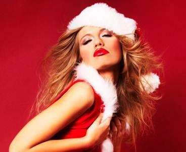 Trucco per Natale, un tutorial facile