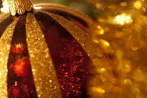 Come fare palline gioiello di Natale