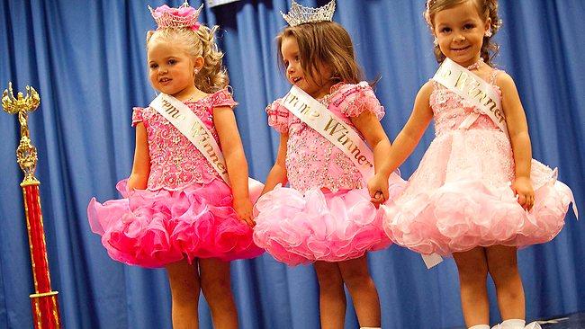 No ai concorsi di bellezza per bambine, parola di pediatra